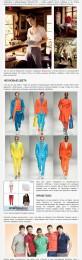 Авторская статья для блога о мужской моде