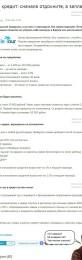 Продающий текст для блога (туры в кредит). 215 лайков, 60 комментариев