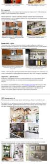 Статья о навесных аксессуарах для кухни